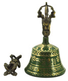 Green Bell and Dorje Set