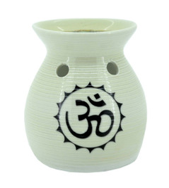 Natural Oil Diffuser with Om Symbol