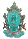 Green Tara Wall Hanging
