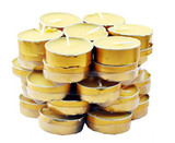Vanaspati Ghee Butter Lamp Candle Set