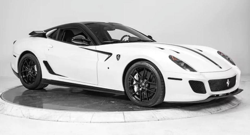 Ferrari 599 GTB GTO Performance Parts Exhausts