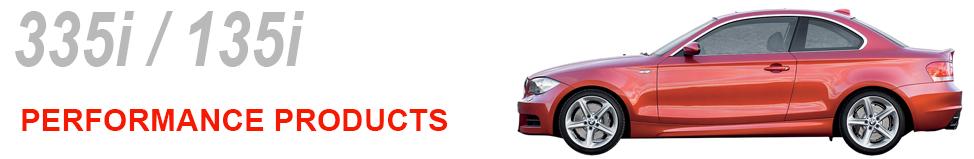 BMW 335i & 135i 2006-2011 Performance Parts, Exhausts & Upgrades