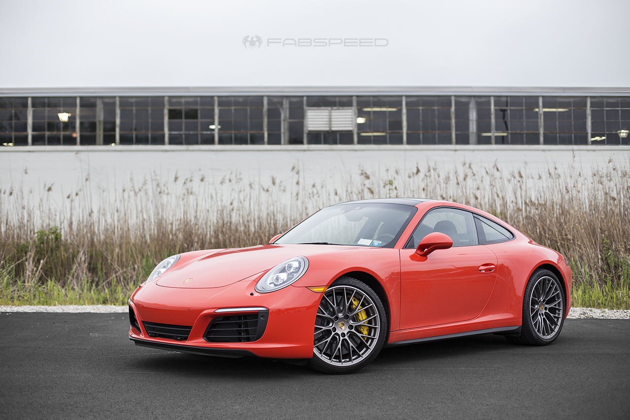 development porsche 991 2 carrera 4s fabspeed motorsport. Black Bedroom Furniture Sets. Home Design Ideas