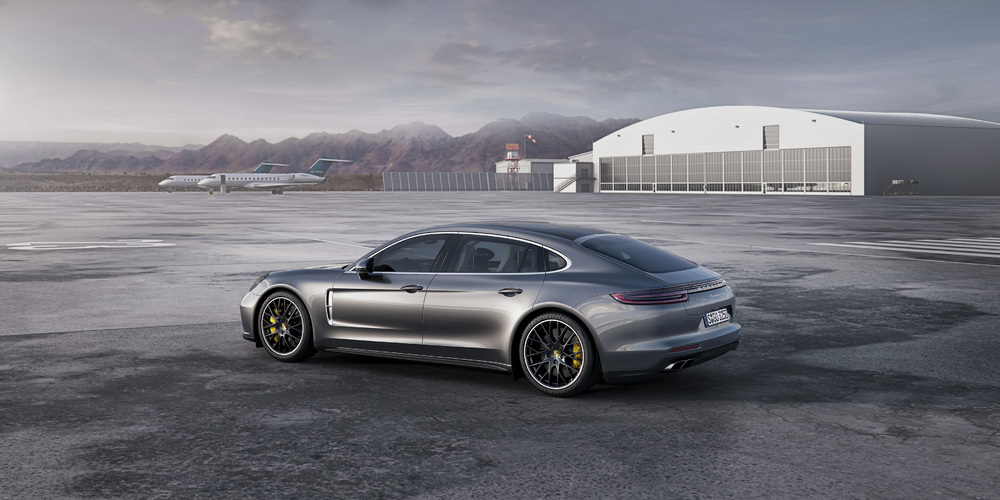 Porsche Macan Turbo Performance Parts Exhausts Ecu Upgrades