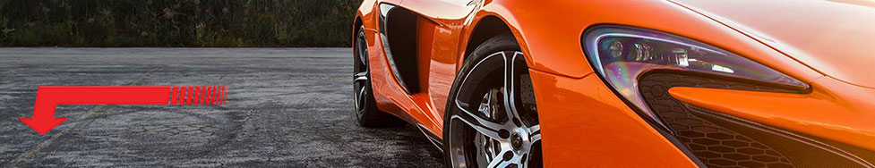McLaren High Performance Exhaust, Intake and ECU Upgrades