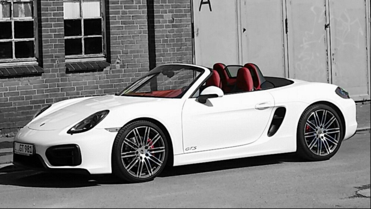 porsche 981 cayman boxster 2013 2016 performance parts. Black Bedroom Furniture Sets. Home Design Ideas