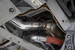 Fabspeed's Sport Catalytic converters installed on a Ferrari F12 Berlinetta