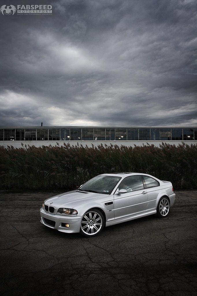 Fabspeed BMW M3