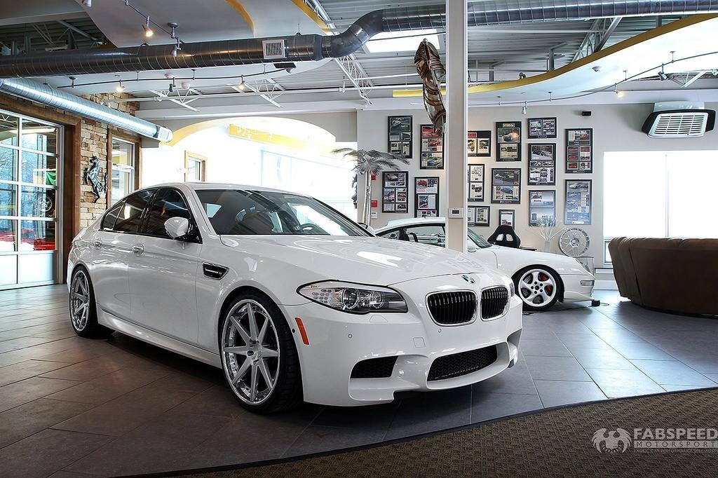 Fabspeed BMW M5