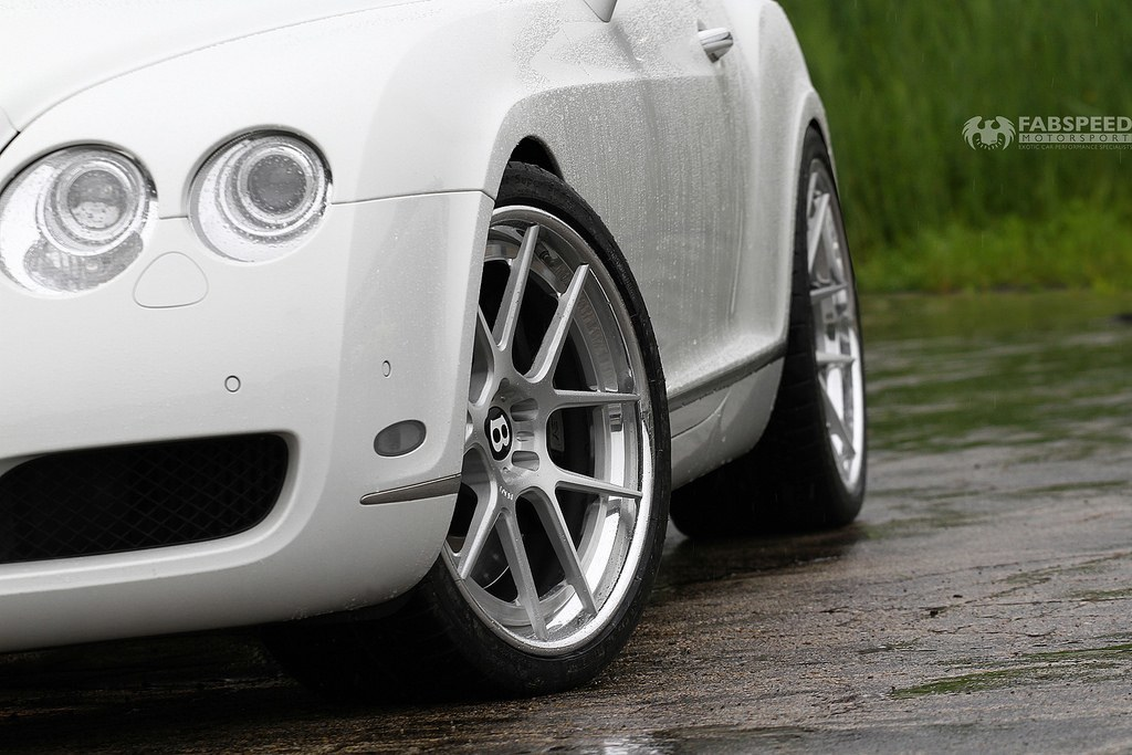Bentley Continental GTC Wheels