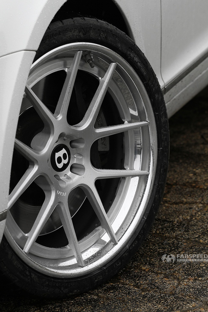 Bentley Continental GTC Wheel