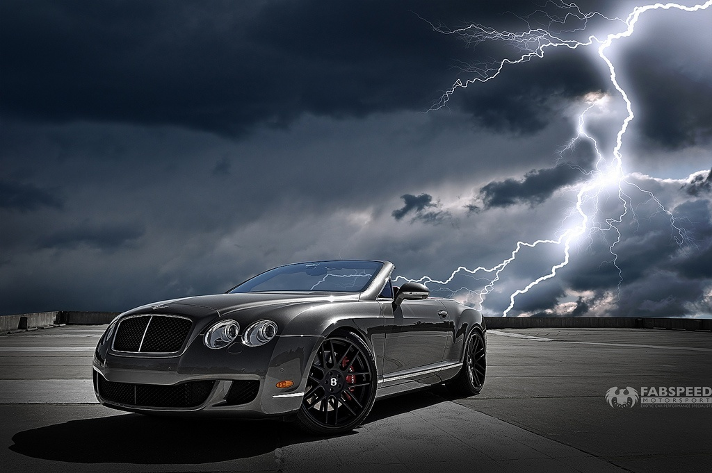 Bentley Continental GTC Lightning