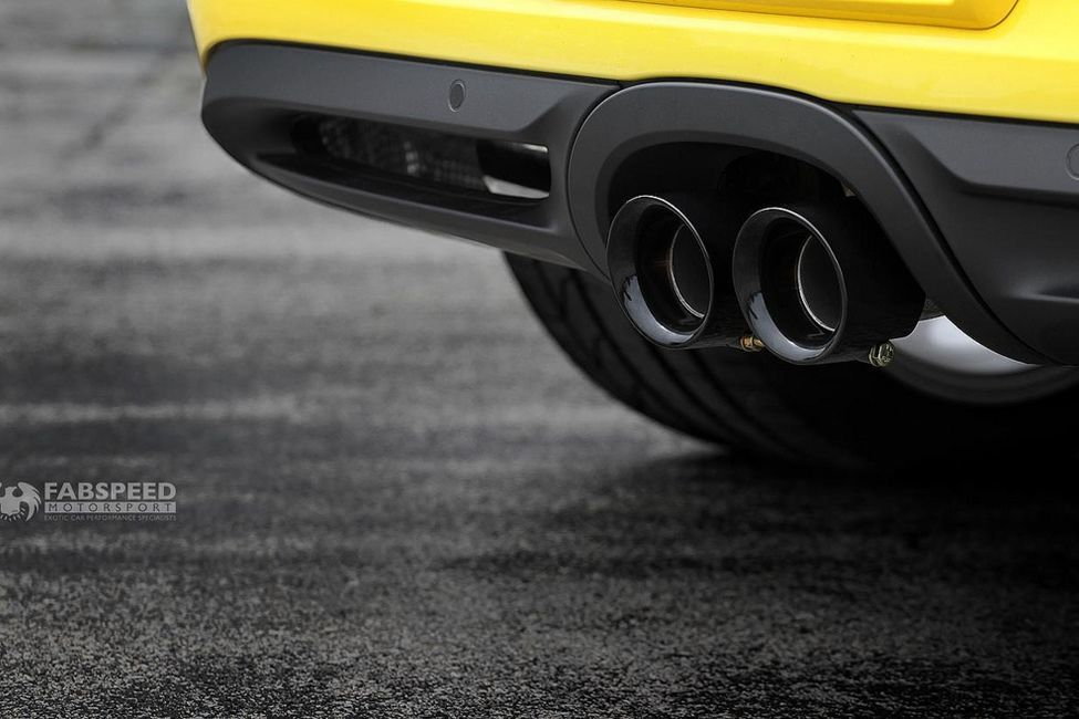 Porsche 986 Boxster Exhaust Tips