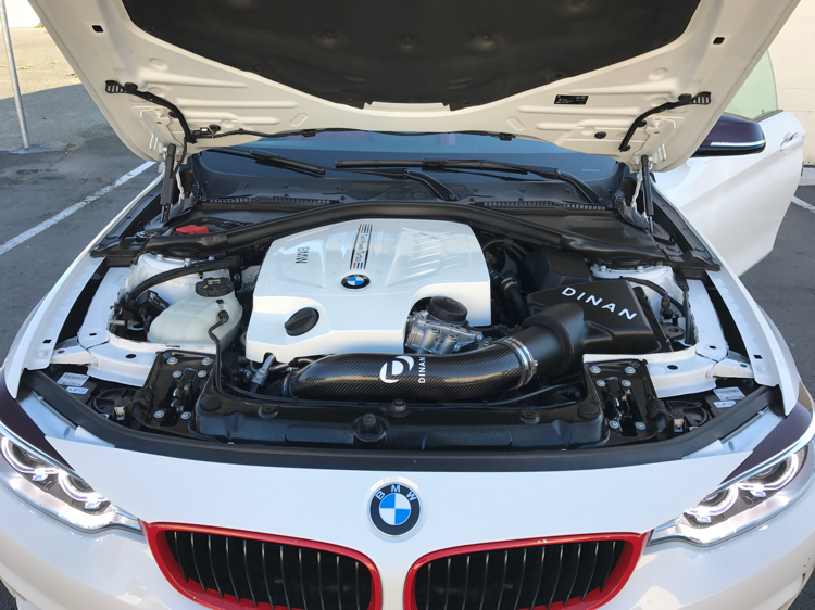 Dinan Carbon Fiber Cold Air Intake F Chassis N55 M135 M2