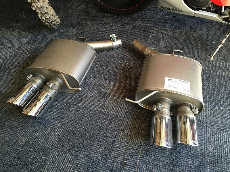REmus bmw f10 535 exhaust