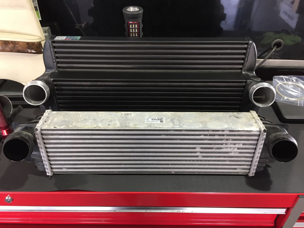 Wagner Tuning BMW F10 528/535/640 Competition intercooler