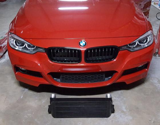 Phoenix Racing Bmw N20 N26 N54 N55 Replacement Intercooler 299