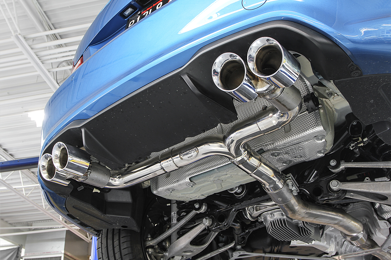 Exhaust On Leased Car