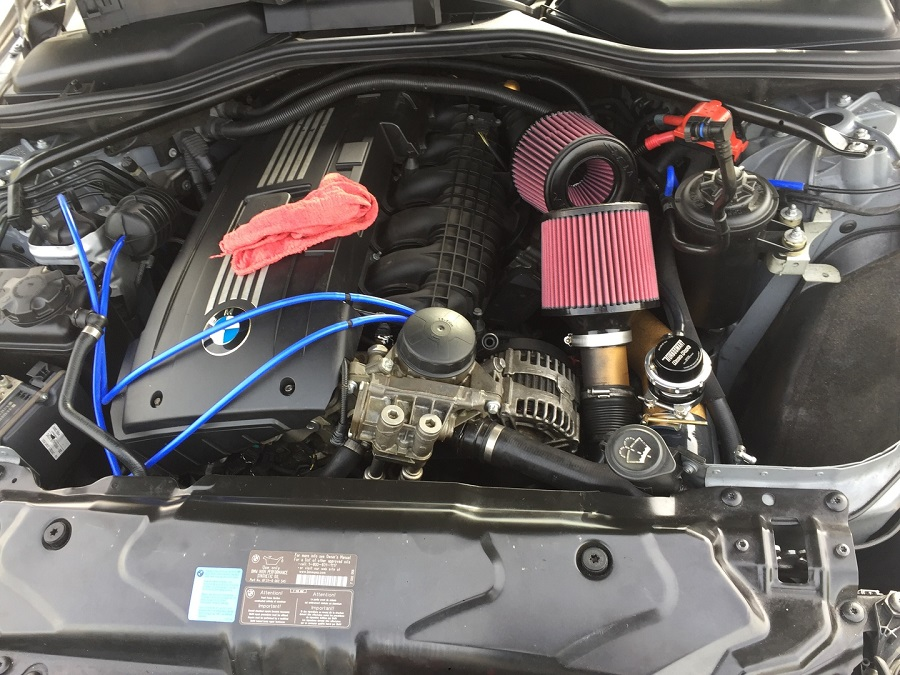 Vrsf Performance Intake Kit 07 13 Bmw N54 135i 335i 535i