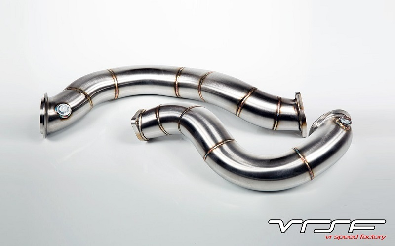 Vrsf N54 Catless Downpipes For The 135 And 335 Bmw Xph