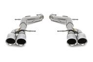 FABSPEED MOTORSPORT BMW M5 F10 Muffler Bypass Pipes