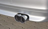 AC Schnitzer Rear Racing Tail Pipe BMW E90 3-Series 325i 325d Sedan - Touring 06-11