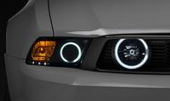 Raxiom Smoked Halo Fog Lights (05-12 GT)
