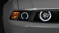 Raxiom Chrome Halo Fog Lights (05-12 GT)