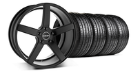 MMD 551C Black Wheel & Tire - 19x8.5 (05-14 All)