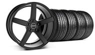 MMD 551C Black Wheel & Tire - 19x8.5 (05-14 All)