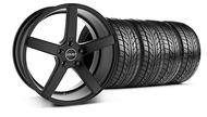 MMD 551C Black Wheel & NITTO Tire Kit - 20x8.5 (05-14 All)