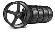 MMD Staggered 551C Black Wheel & Tire - 20x8.5/10 (05-14 All)