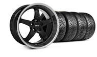 MMD Kage Black Wheel & Tire - 18x9 (05-14 V6; 05-10 GT)