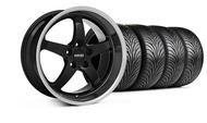 MMD Kage Black Wheel & Tire - 18x9 (05-14 V6; 05-10 GT)