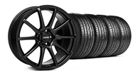 MMD Axim Gloss Black Wheel & Tire - 19x8.5 (05-14 All)