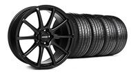 MMD Axim Gloss Black Wheel & Tire - 19x8.5 (05-14 All)