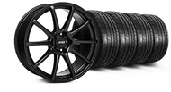MMD Axim Gloss Black Wheel &  Tire - 20x8.5 (05-14 All)