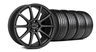 MMD Axim Charcoal Wheel & Tire - 19x8.5 (05-14 All)