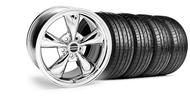 Bullitt Chrome Wheel & Sumitomo Tire Kit - 17x8 (05-14 V6; 05-10 GT)