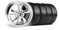 Bullitt Chrome Wheel & Tire - 18x8 (05-14 GT, V6)