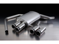 """REMUS Axle-Back System Left/Right F10 523i/528i """"Street Race"""""""