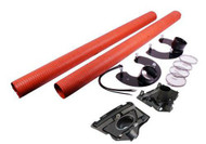 Ford Racing Brake Cooling Duct Kit for 2013+ Mustang GT