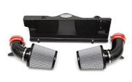 Fabspeed Porsche 997 Turbo Carbon Fiber Competition Air Intake