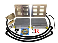 ER Competition Series Oil Cooler Upgrade Kit (N54/N55)