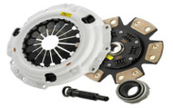 Clutch Masters 05-08 Ford Mustang 4.6L FX400 Clutch Kit 6-Puck w/Slave