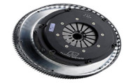 Clutch Masters 11-14 Ford Mustang 5.0L Twin Disc 8-Bolt Race/Street Clutch Kit - w/ Slave Cylinder