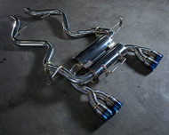 Agency Power Exhaust System E92 BMW M3 08-11