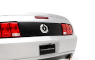 3d Carbon Blackout Panel 2005 - 2009 Mustang