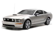 3d Carbon Chin Spoiler - 2 Tone 2005 - 2009 Mustang