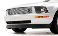 3d Chin Spoiler - Black 2005 - 2009 Mustang